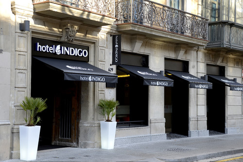 Hotel Indigo Madrid — Gran Via