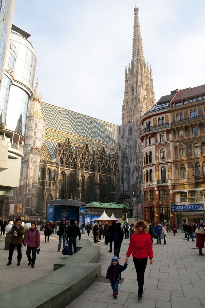 European NY, part 5, Wien