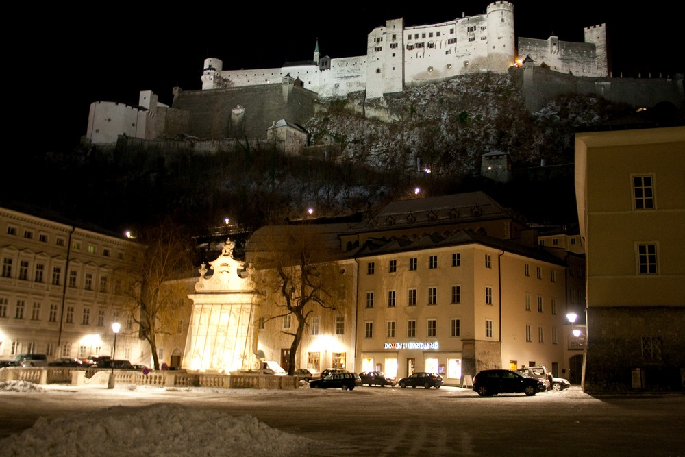 European NY, part 4, Salzburg