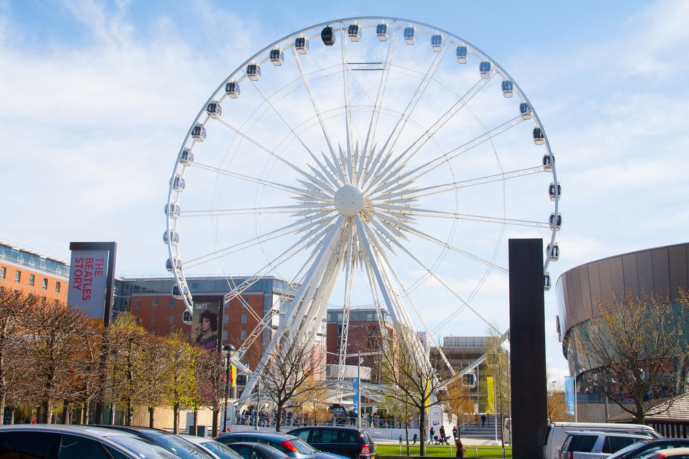 Great Britain trip, part 4, Liverpool, Manchester, Scotland