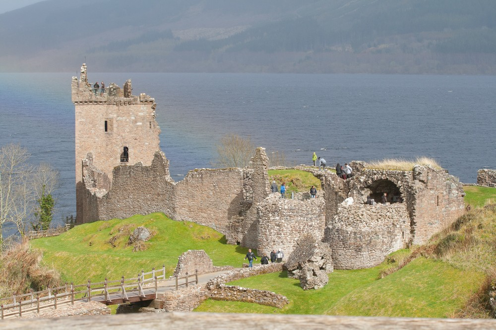 Great Britain trip, part 5, Glazgo, Edinburgh, Loch Ness