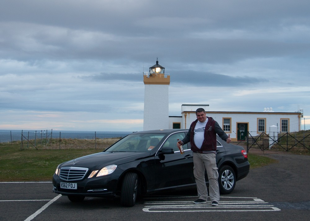 Great Britain trip, part 6, road to John o`Groats