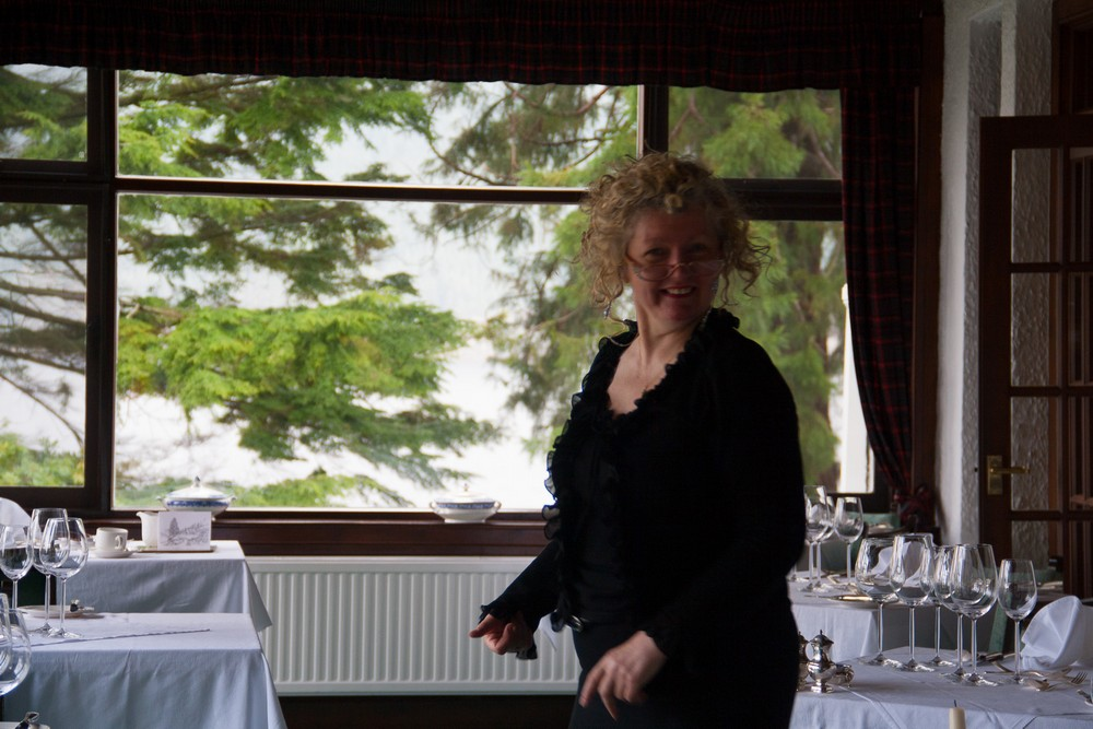 Great Britain trip, part 9, Corriegour Lodge Hotel