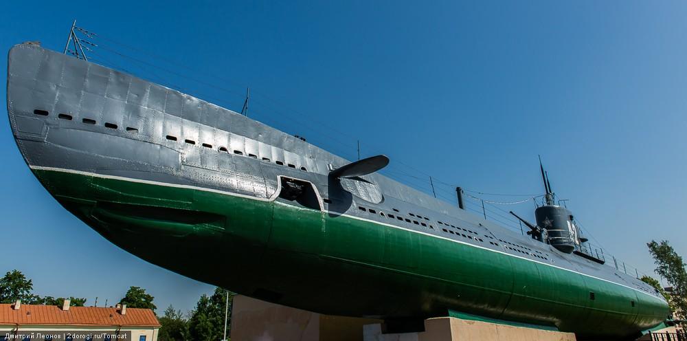 подводная лодка музей в спб на шмидта