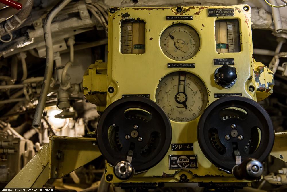 управление для модели подводной лодки