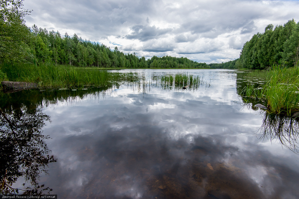 Озёра Карелии