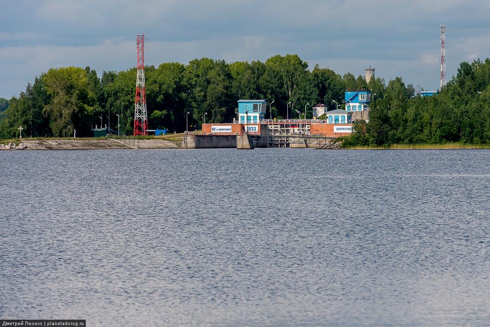 Беломорский канал где находится 150