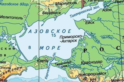 Азовское море - самое мелкое море в мире: http://www.planetadorog.ru/fact/azovskoe_more_samoe_melkoe_more_v_mire/