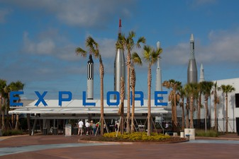 USA & Caribbean, part 10, Florida, Cape Canaveral
