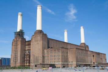 Great Britain trip, part 2, Battersea Power Station