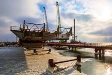 Крымский мост - новые фотографии